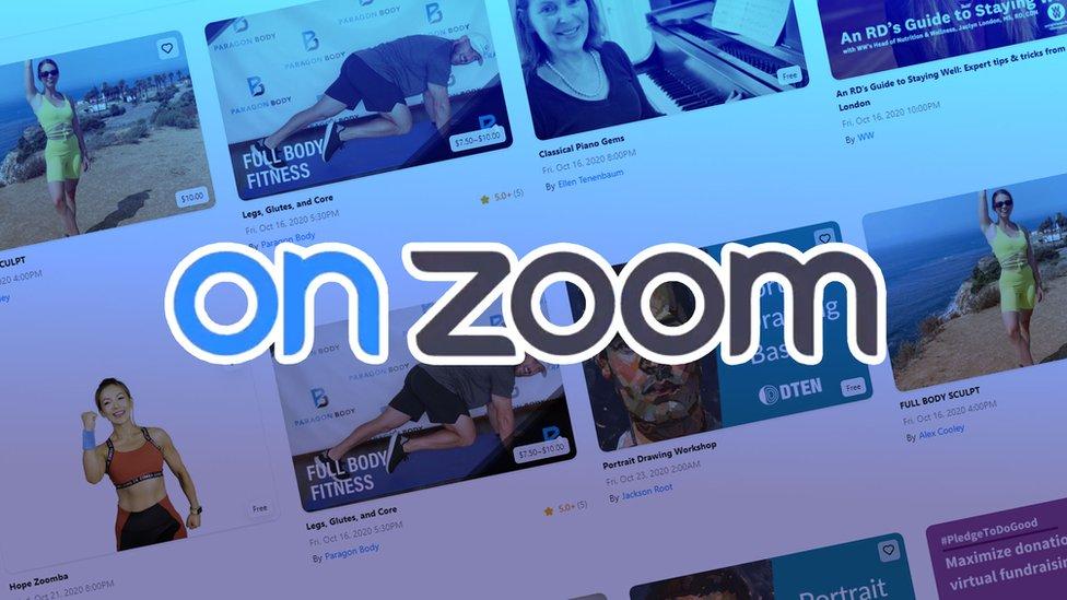 Zoom presenta OnZoom