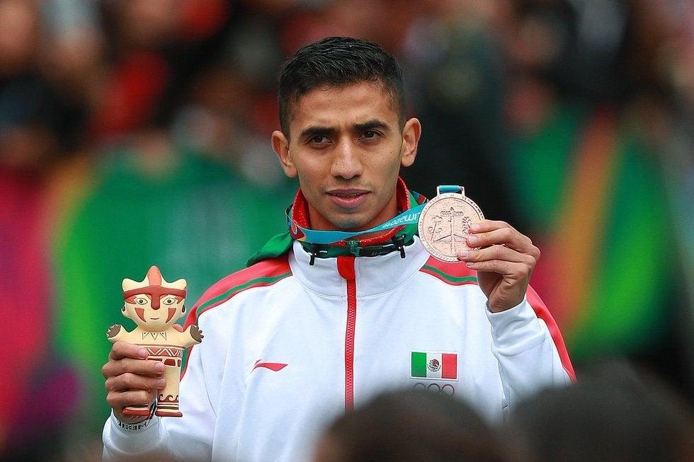 Juan Joel Pacheco Orozco ganador del Premio Estatal del Deporte