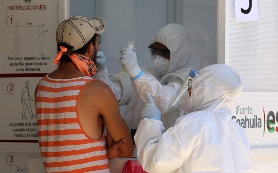 Surgen más  contagios  en la Región  Centro