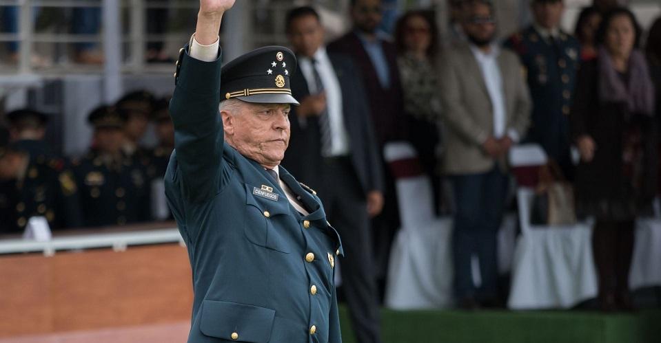 General Salvador Cienfuegos, exsecretario de Defensa, es detenido en EU