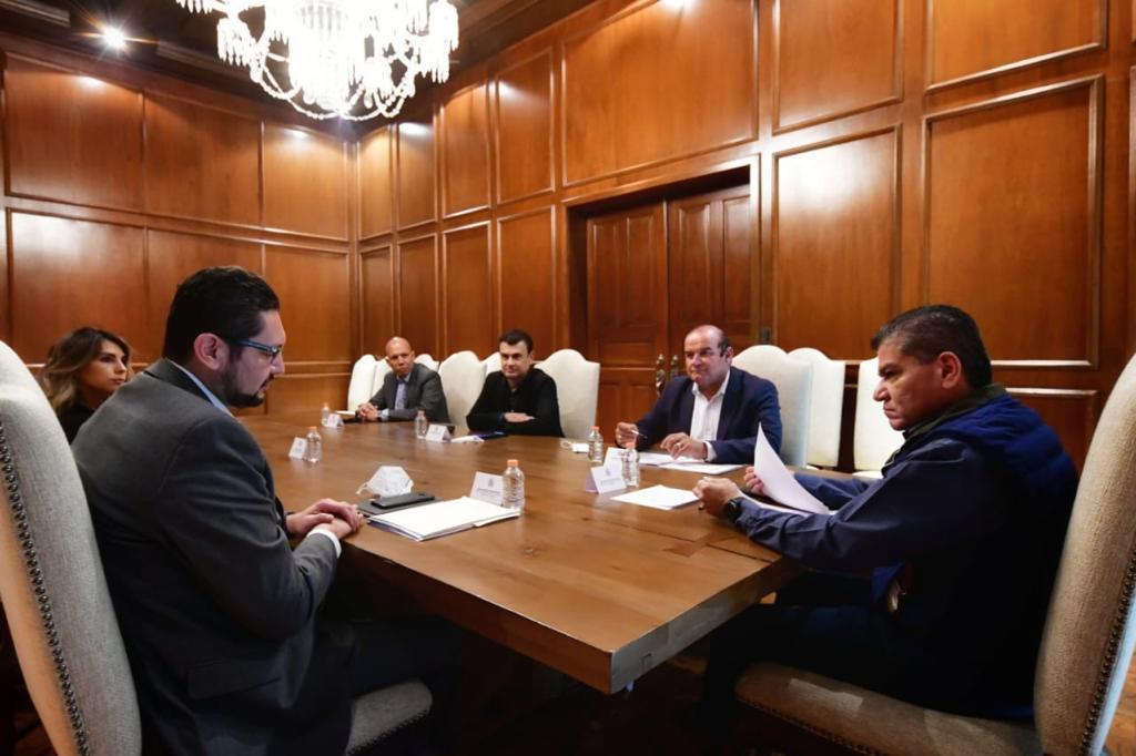 Coahuila y nacional financiera suman esfuerzos en los apoyos a MIPYMES