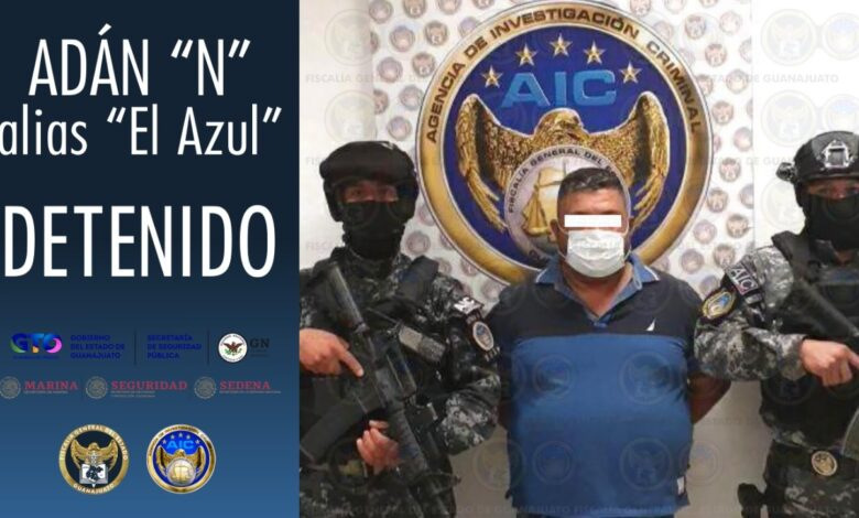 'El Azul' dejaba su sello en los hechos violentos, asegura Fiscalía