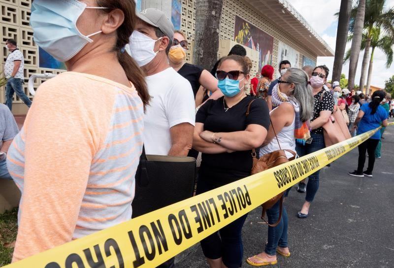 Florida supera las 16,000 muertes por la COVID-19