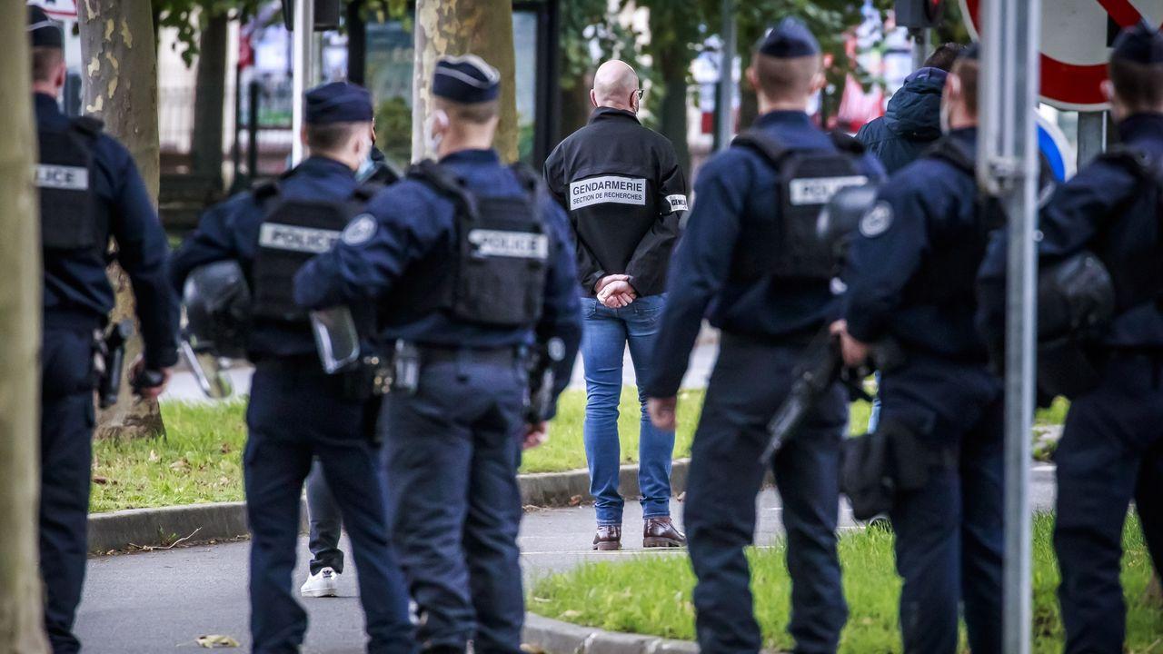 Abaten a terrorista que decapitó a profesor en París