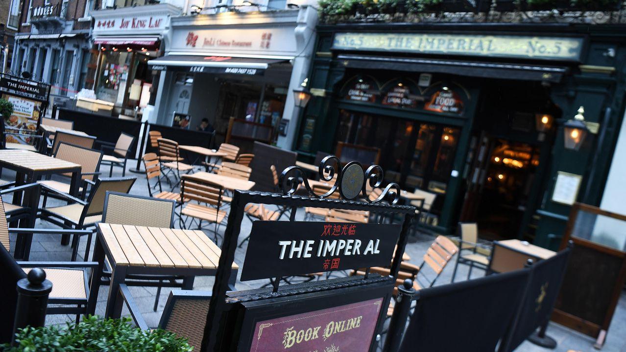 Bélgica impone toques de queda y cierre de restaurantes para frenar el virus