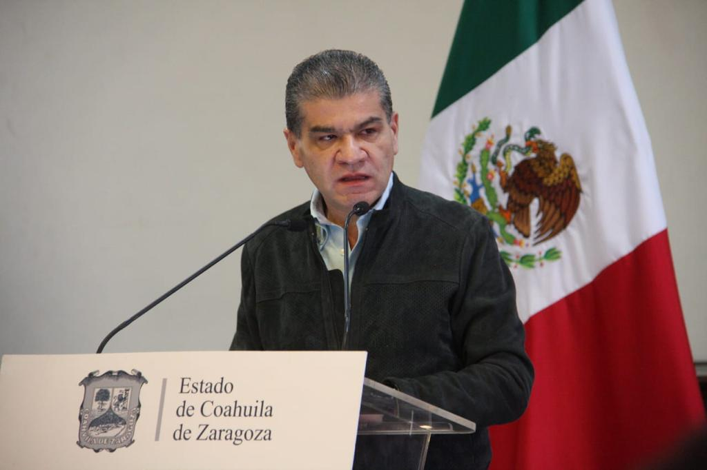 Declara Riquelme listo a  Coahuila en seguridad y salud para las elecciones