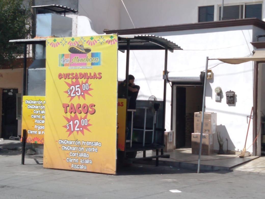 Autorizan a establecimientos  de comida tener comensales