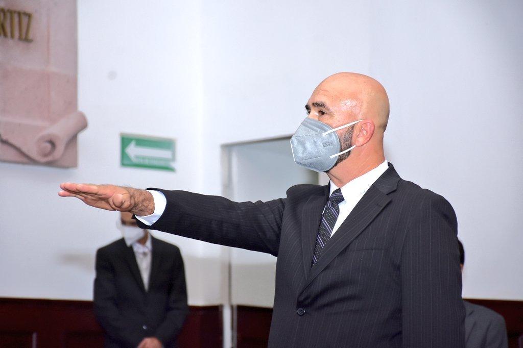 Designan a nuevo  magistrado de Coahuila
