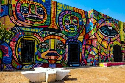 Museo a cielo abierto más grande del mundo en Colombia