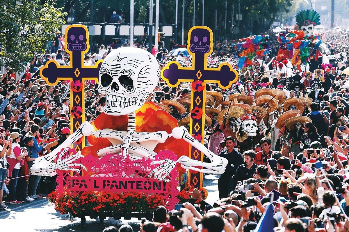 Así será el Desfile Internacional del Día de Muertos este 2020