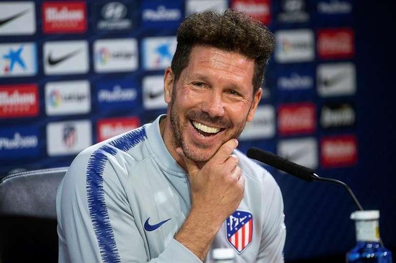 "Simeone: ""Buscaremos soluciones para Múnich"""