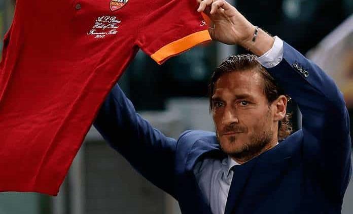 Presentan 'Me llamo Francesco Totti'