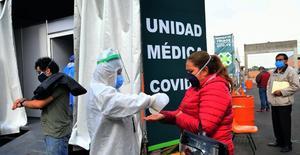 Cerca México de superar los 850 mil casos confirmados de COVID-19