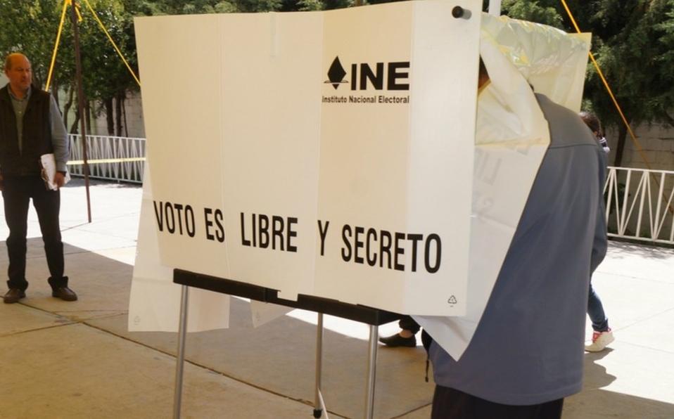 A votar en Coahuila en medio de la pandemia del COVID-19