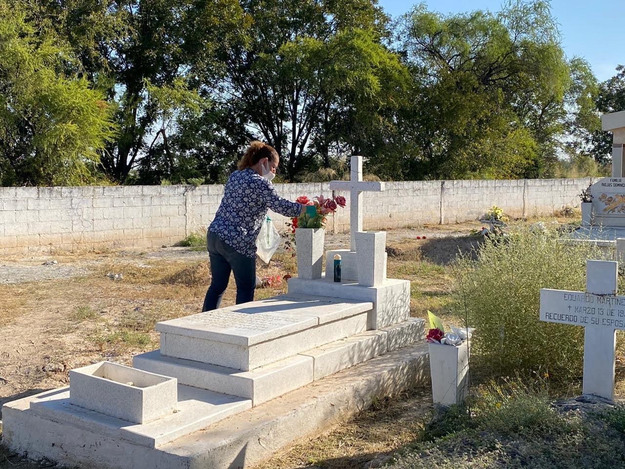 Panteón de 'San Buena'  restringirá acceso a las personas vulnerables