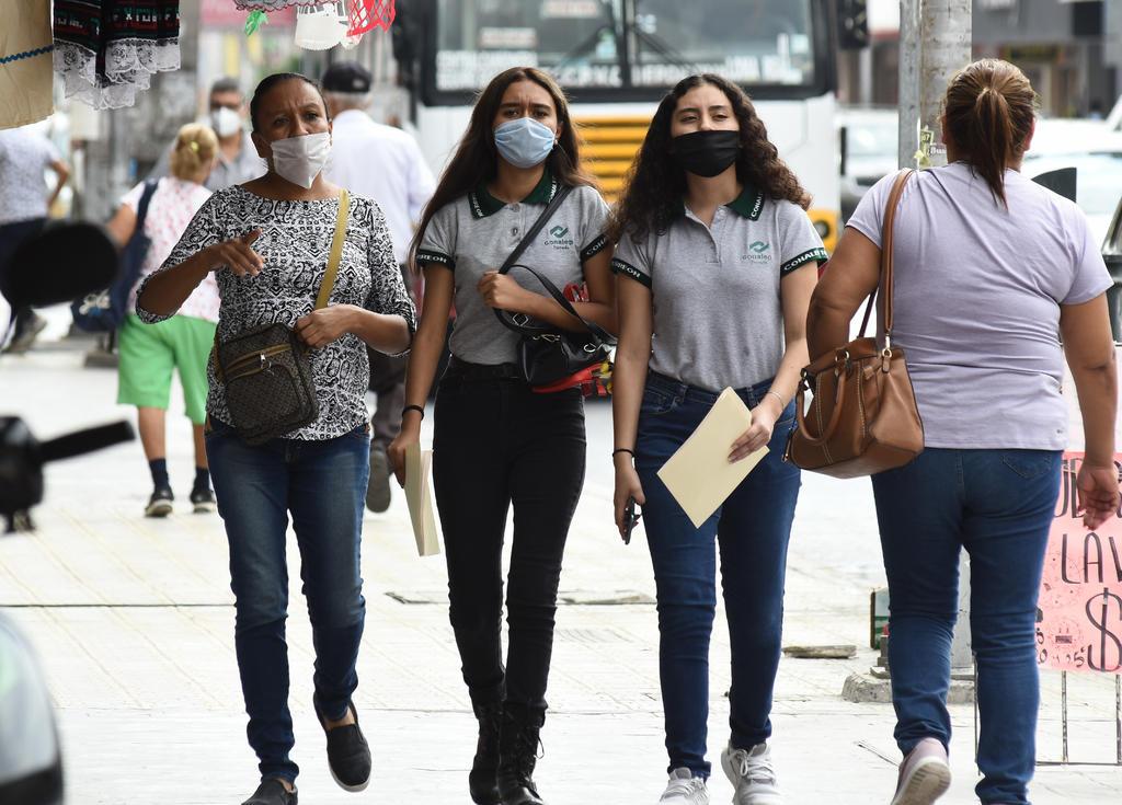 Reportan 4 muertes por COVID-19 en Monclova