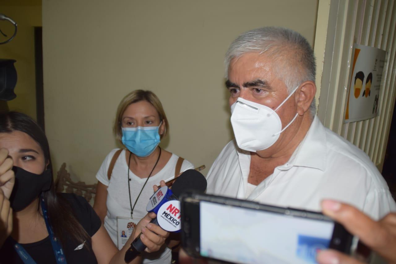 Ventaja marcada da triunfo virtual a Lopez Campos en el distrito VI