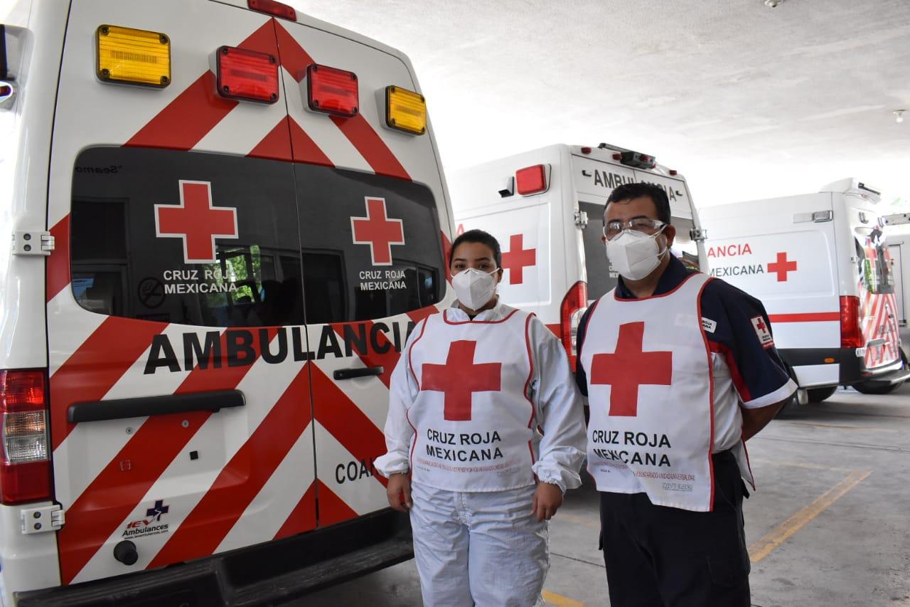 Una vida de sacrificios; una vida en la Cruz Roja
