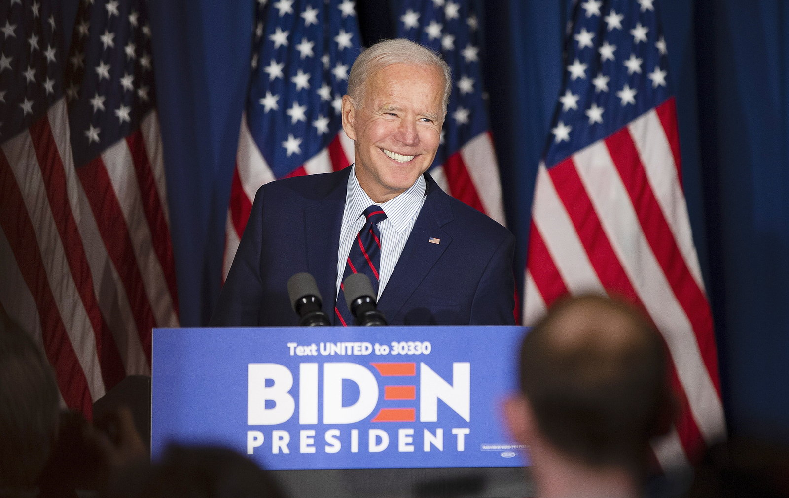 Joe Bien gana las elecciones de Estados Unidos