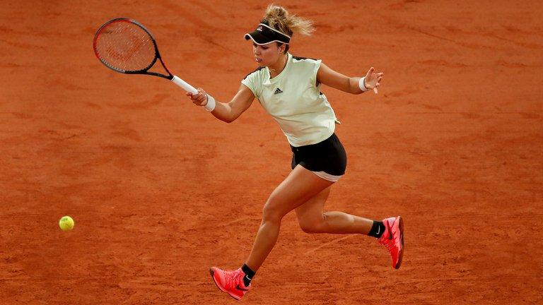 Renata Zarazúa pierde semifinales en Charleston