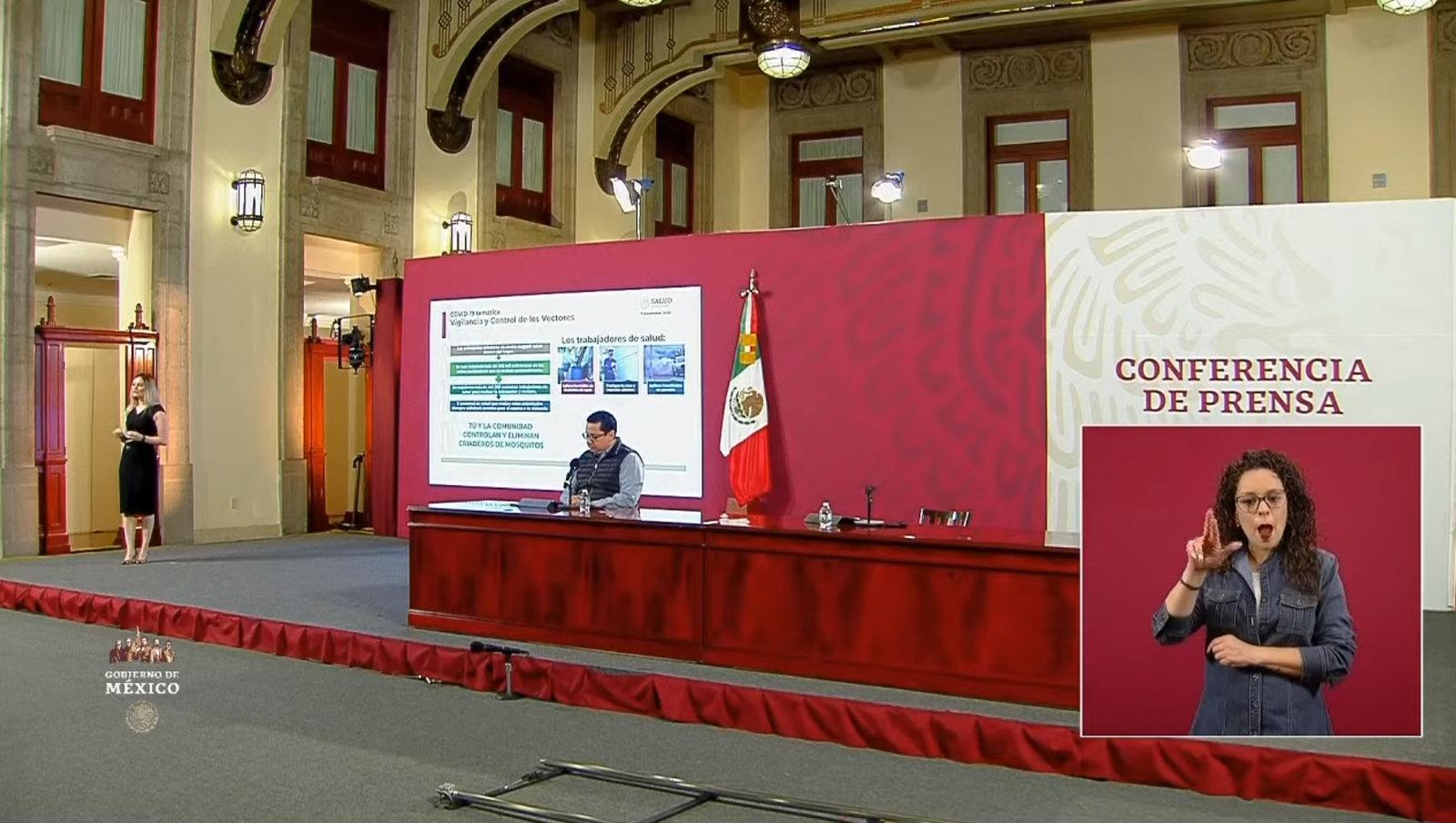 COVID-19: 961 mil 938 casos confirmados en México
