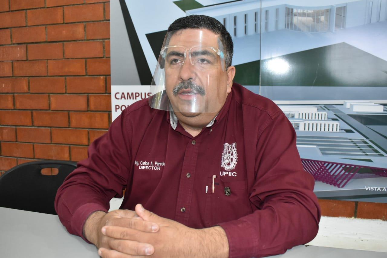 UPIIC pide a SS autorización para dar clases presenciales