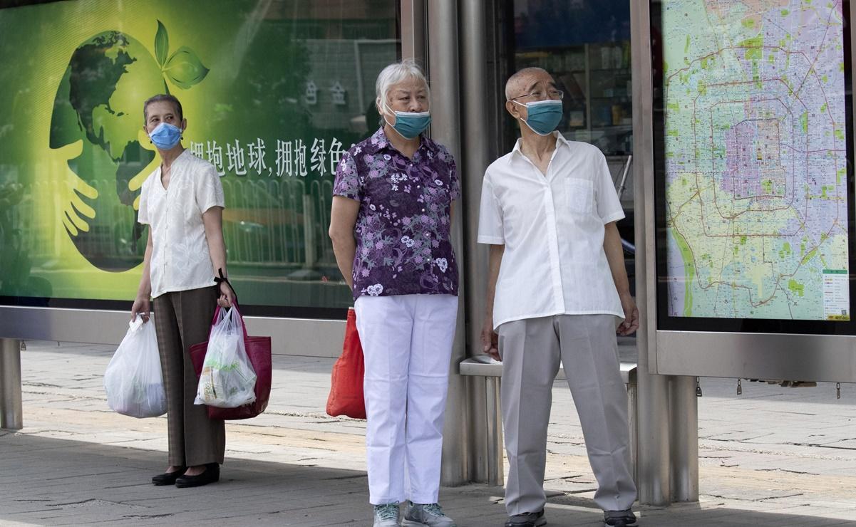 Registra China 44 nuevos casos positivos de COVID-19
