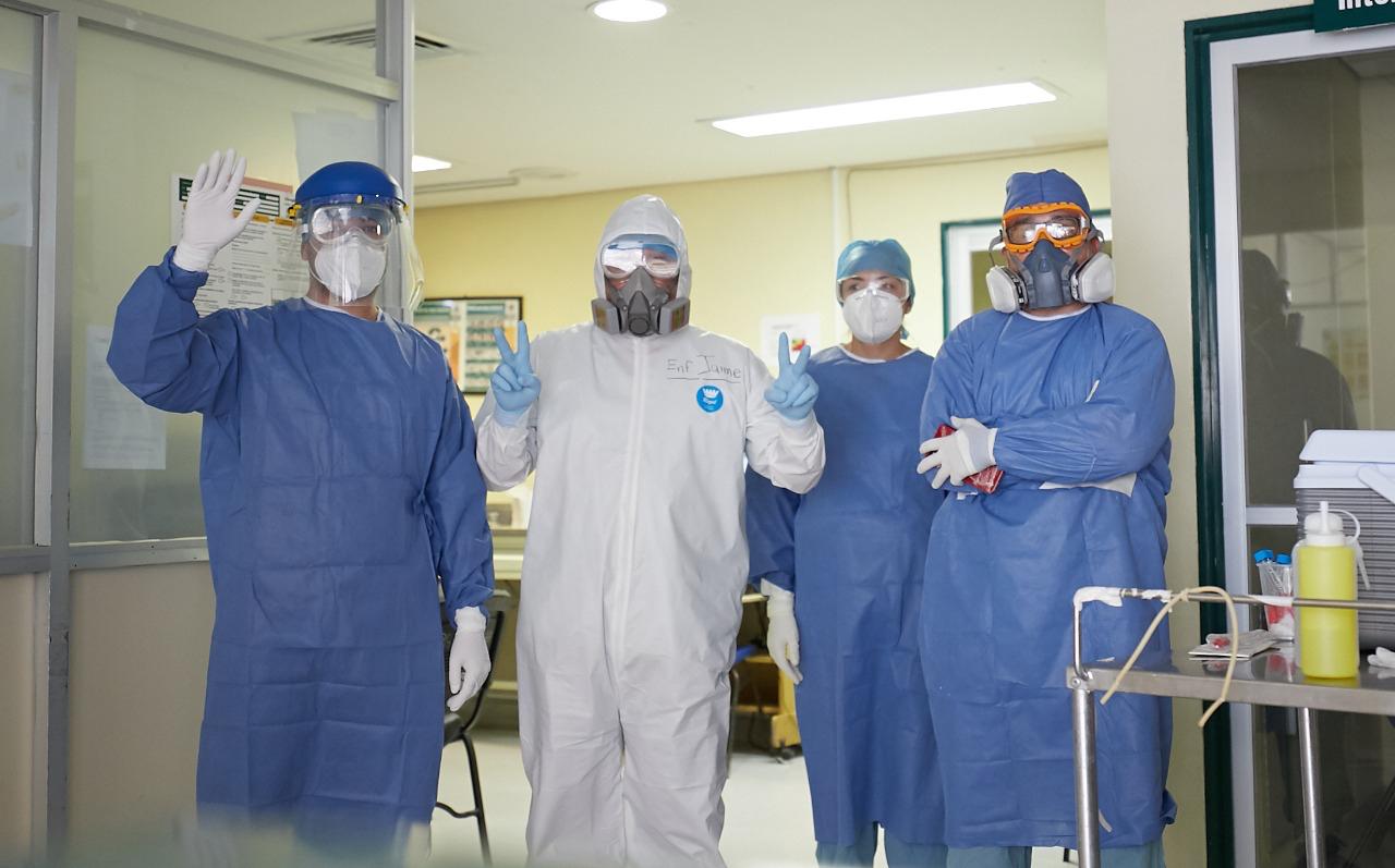 Contagiadosse atienden en hospitales no COVID-19