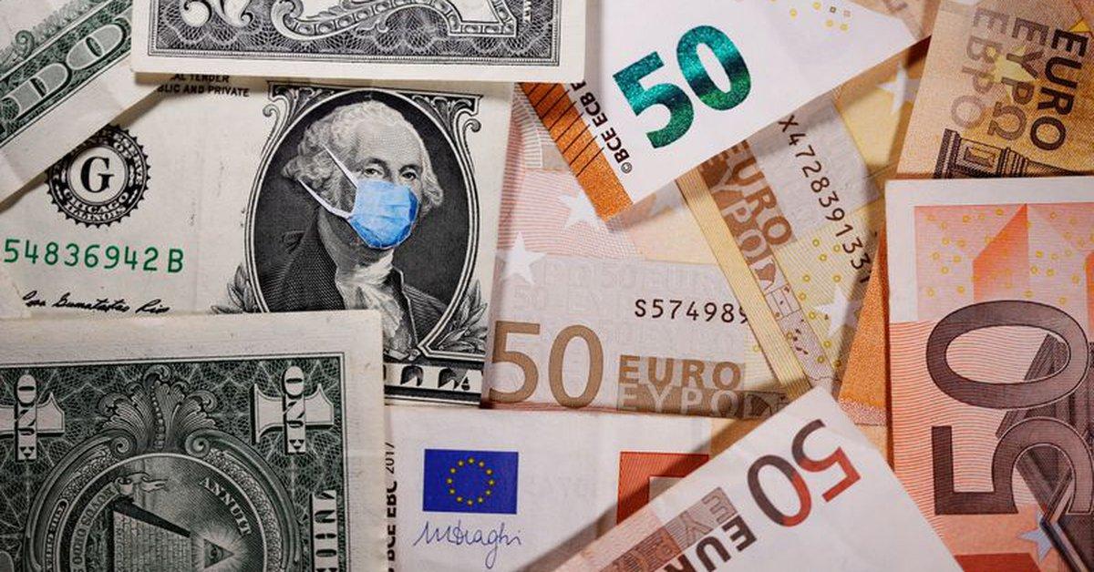 El euro sube a su máximo de dos meses tras el anuncio sobre la vacuna
