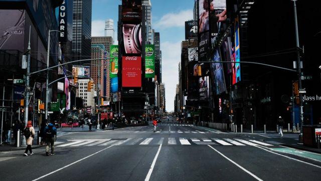 "Nueva York teme estar cerca de una ""segunda ola"" del coronavirus"