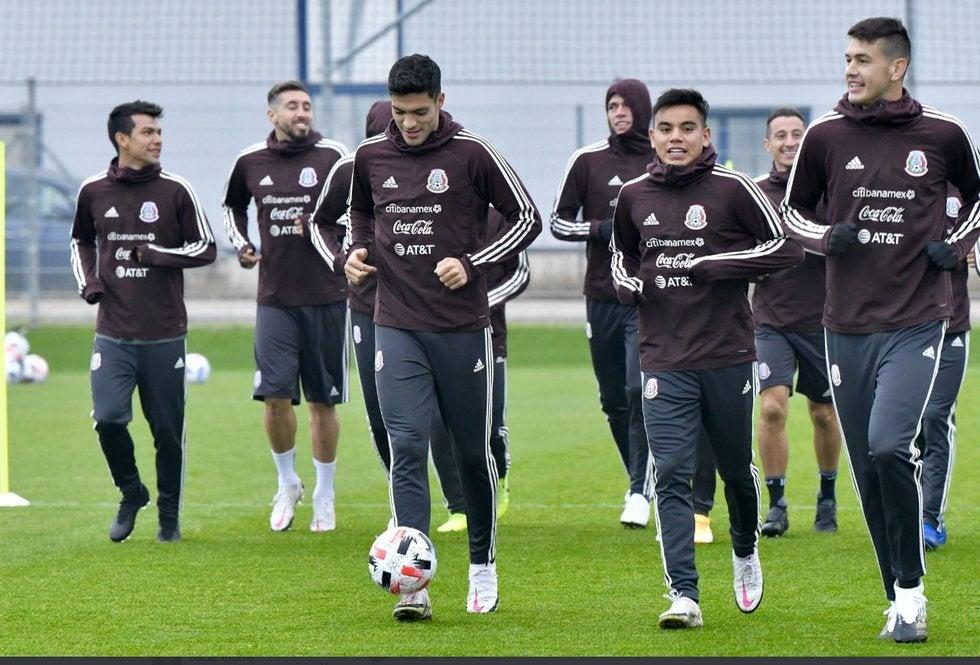 Tiembla en Austria previo al juego entre México y Costa Rica, el partido se realizará conforme a lo programado