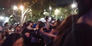 CNDH: Reprueba agresión contra manifestación feminista en Cancún