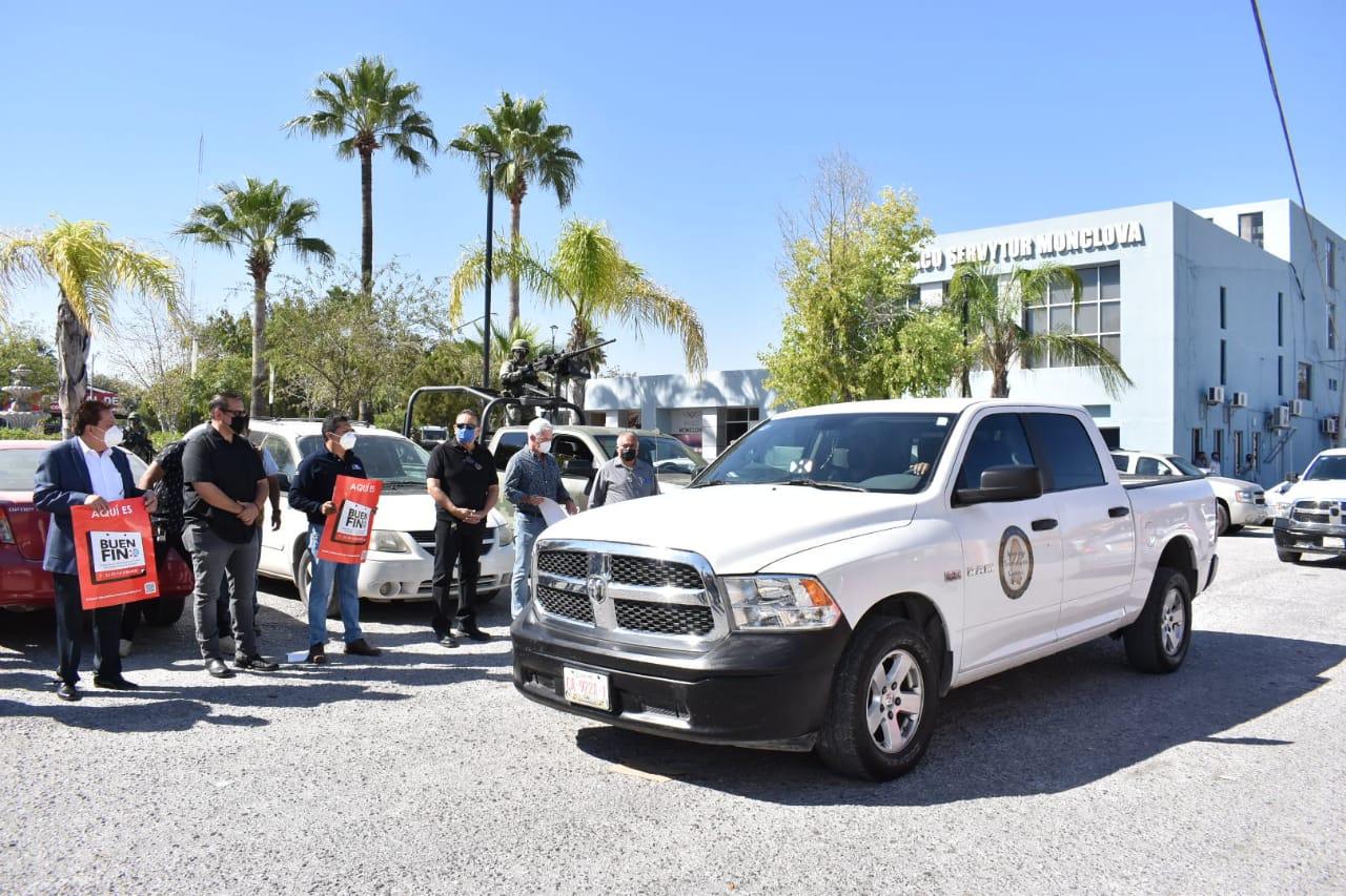 Arranca operativo de seguridad en Monclova