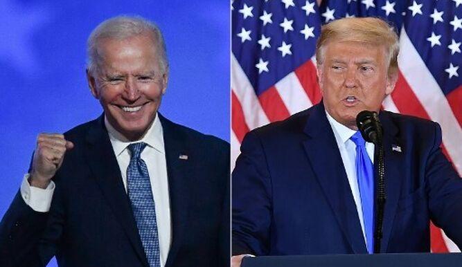 Un Trump desafiante bloquea la transición con Biden
