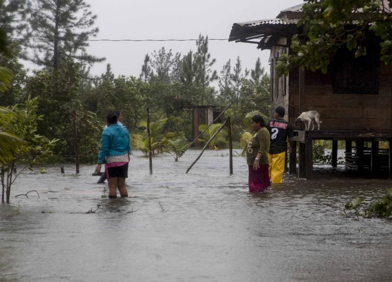 Cruz Roja advierte de crisis de agua potable en Nicaragua tras el paso de Eta
