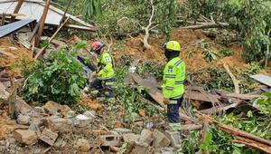 Guatemala cancela la búsqueda de personas soterradas por alud causado por Eta