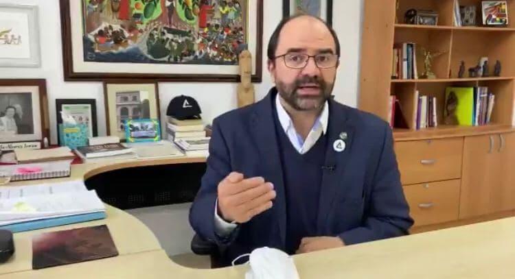 'Seré su adversario', advierte Álvarez-Icaza a AMLO
