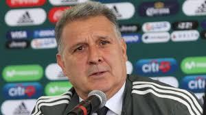 'El regreso de Vela a la Selección depende de él', afirma Martino
