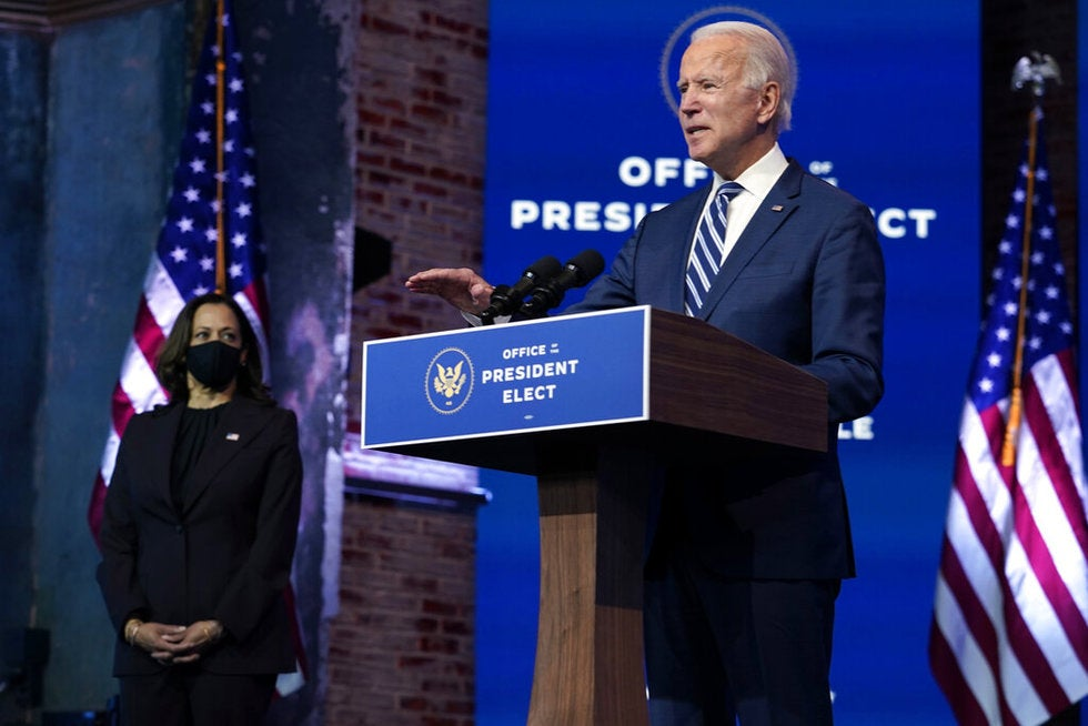 Biden lanzará la primera bola