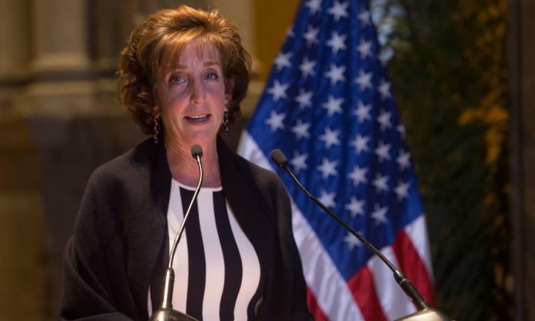 Exembajadora Roberta Jacobson se suma a equipo de transición de Biden