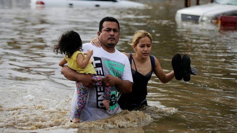 Cuba reactiva la alarmapor intensas lluvias de Eta