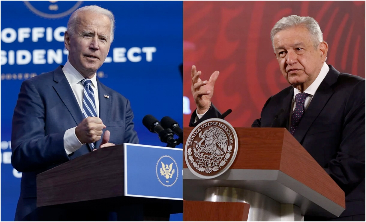Gobierno mexicano rechaza laposibilidad de contactar a Biden
