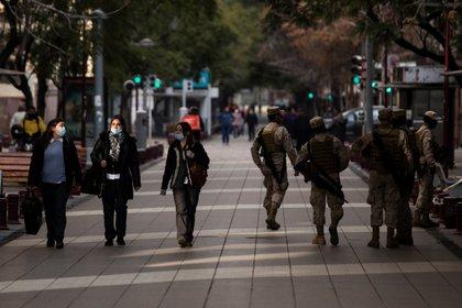 Chile informa 904 nuevos contagios de coronavirus y 22 fallecidos en 24 horas