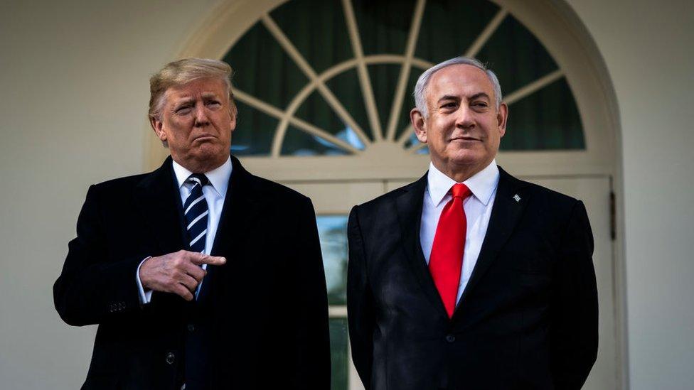 Los palestinos, volverían a las negociaciones si Biden abandona el plan Trump