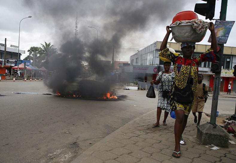 Ascienden a 85 los fallecidos por la violencia electoral en Costa de Marfil