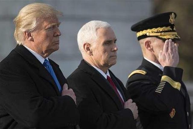 Biden y Trump homenajean a los excombatientes de EU en Día de Veteranos