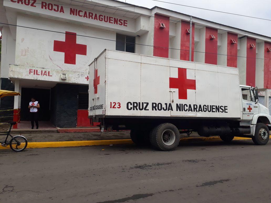 Cruz Roja Nicaragüense precisa 3.2 millones de dólares para emergencia de Eta