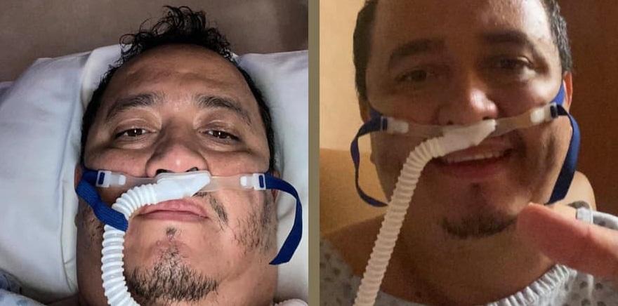 Tras complicaciones por COVID-19, alcalde Enrique Soto presenta mejoría