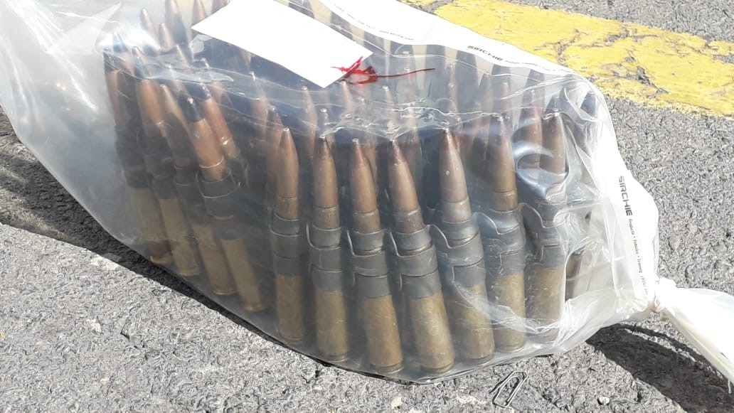 Asegura GN arsenal y precursores para droga en Jalisco