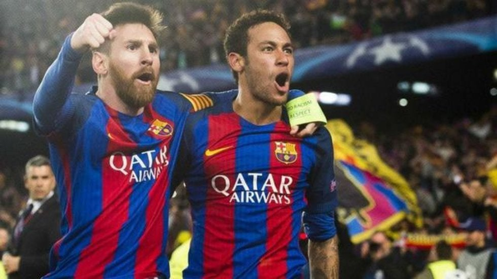 Barcelona reclama 12 MMD a Neymar